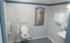 Salle de bains handicapé