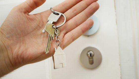 clés serrure